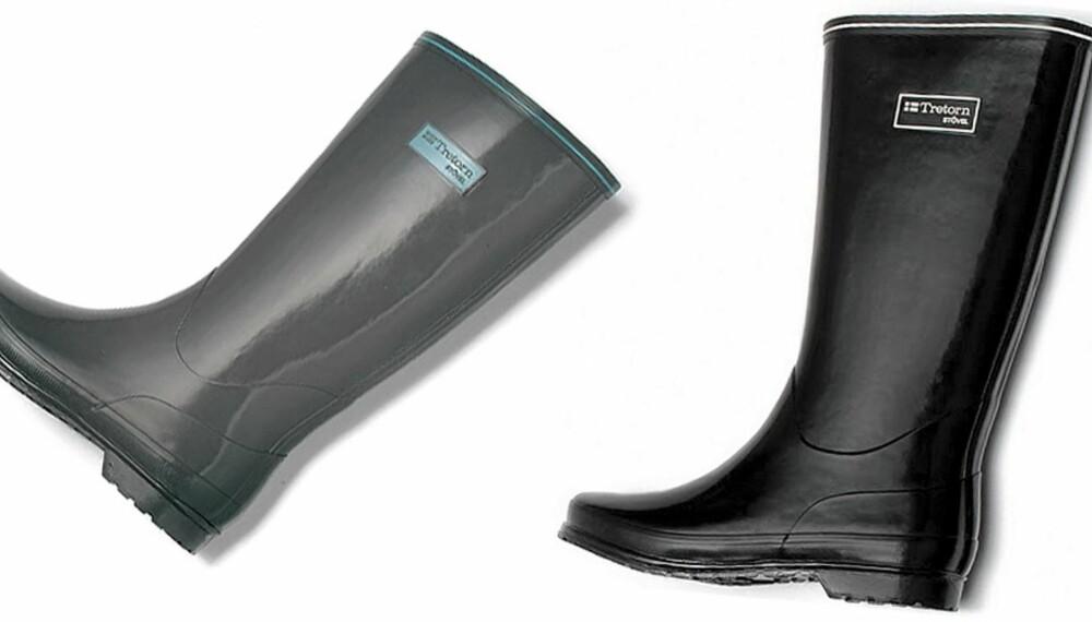 KONKURRANSE: Svar på tre enkle spørsmål, og du kan vinne et par nye støvler fra Tretorn.