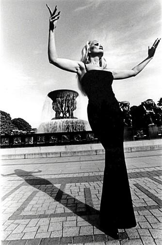 I dette bildet av Mia Gundersen Leliënhof brukes skygge som dramatisk effekt.