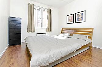 LUFTIG: For 2,2 millioner kroner kan denne lysfylte Løkka-leiligheten bli din.