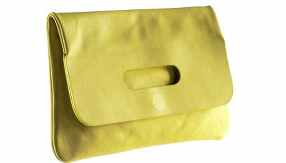 RUBIS TOPP 5: Denne skinnveska fra H&M står på ønskelista.