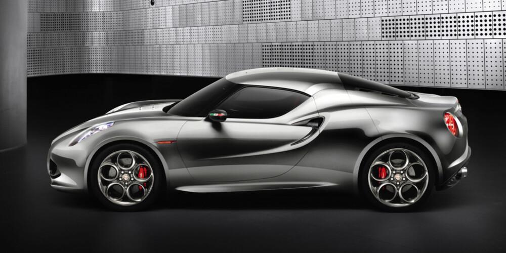 SNART PRODUKSJONSKLAR: Det at konseptet ser forholdsvis likt ut som sist de viste frem bilen, tyder på at det ikke er veldig langt unna produksjon.