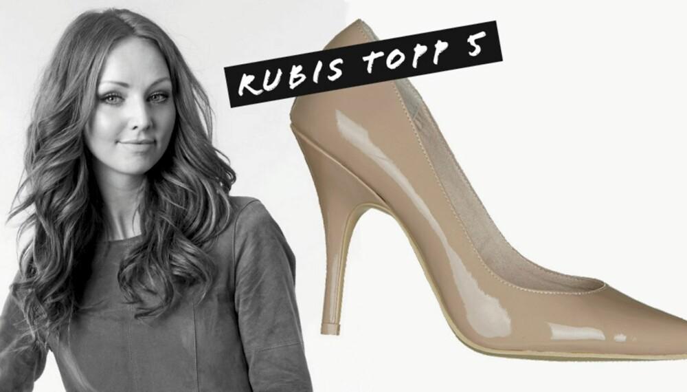 RUBIS TOPP 5: Det Nyes moteansvarlig, Rubi Sørvik, gir deg sine beste shoppingkupp denne uka.
