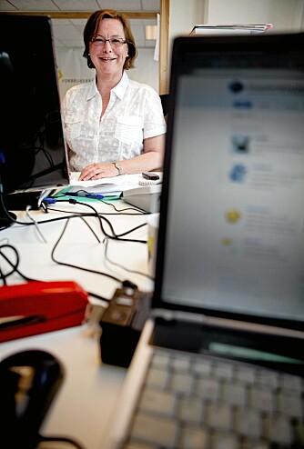 Elisabeth Realfsen i Finansportalen.no. Foto: Ida von Hanno Bast