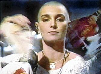 Sinead O'Connor river i stykker et bilde av Pave Johannes Paul II på Saturday Night Live i 1992.