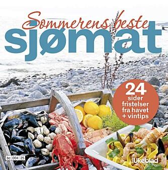 Få med deg fristende oppskrifter og gode vintips i i Norsk Ukeblad nr. 25!