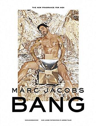 """KRITISERT REKLAME: Marc Jacobs er slett ikke fremmed for å kaste klærne for en """"god sak""""."""