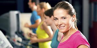 PÅFYLL: Etter trening er det viktig at du gir kroppen påfyll av det den trenger for å bygge seg opp igjen.