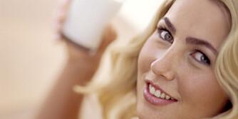 MELK: Visste du at melk faktisk kan hjelpe deg ned i vekt?
