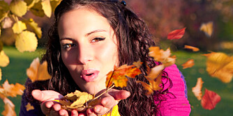 GLAD: Det er enklere å holde humøret oppe når magen ikke skriker etter mat.