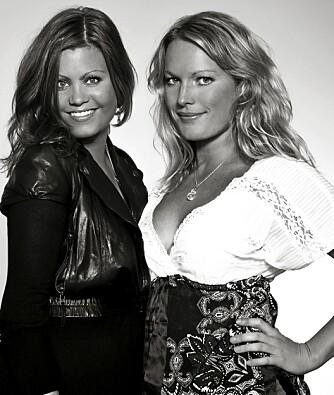 Celine og medgründer Gunnvor Vik. (Foto: Privat)