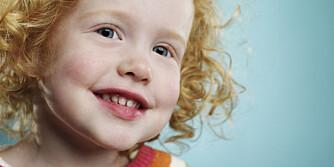SUNN: Barn trenger korrekt næring for at de skal utvikle seg riktig.