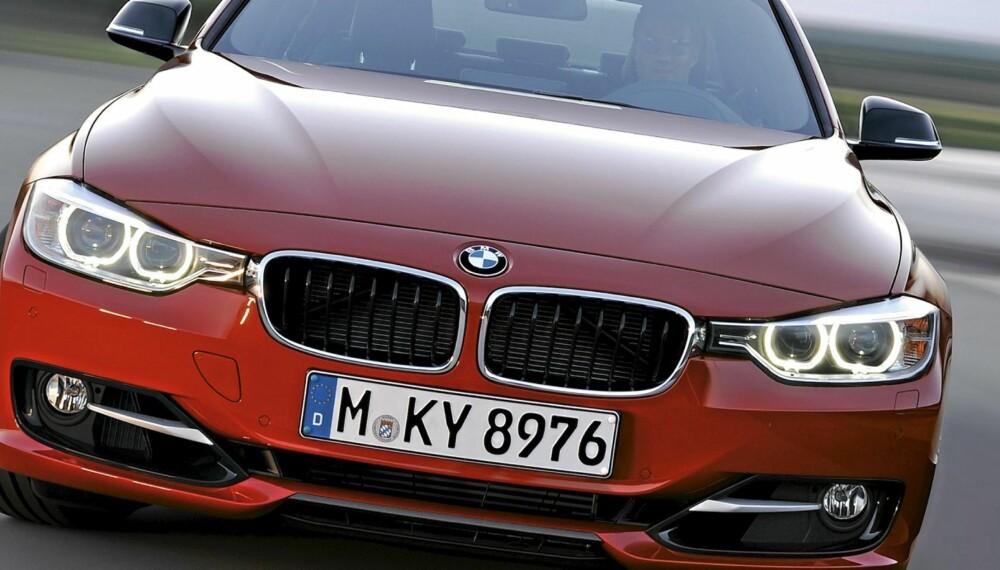 LETTERE: Til tross for den økte størrelsen, går vekten ned med 40 kilo. Og BMW garanterer at kjøreglede fortsatt er det aller viktigste med denne nye volummodellen i premiumsegmentet.