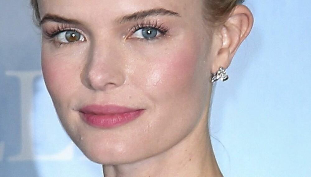 LYKKELIG IGJEN: Filmaktuelle Kate Bosworth har kommet over Orlando, men det tok sin tid.