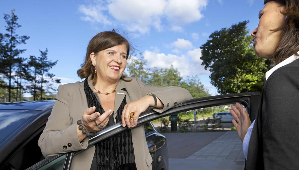 SKEPTISK: Forbrukerrådets direktør Randi Flesland liker dårlig resultatene fra undersøkelsen.