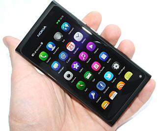 MeeGO: N9 er først ut med Linux-plattformen MeeGo.