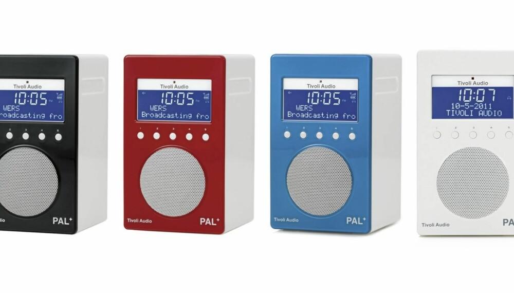 IKON: Tivoli Audio har laget mange radiomodeller som er blitt til designikon. PAL+ kan også raskt havne i denne kategorien.