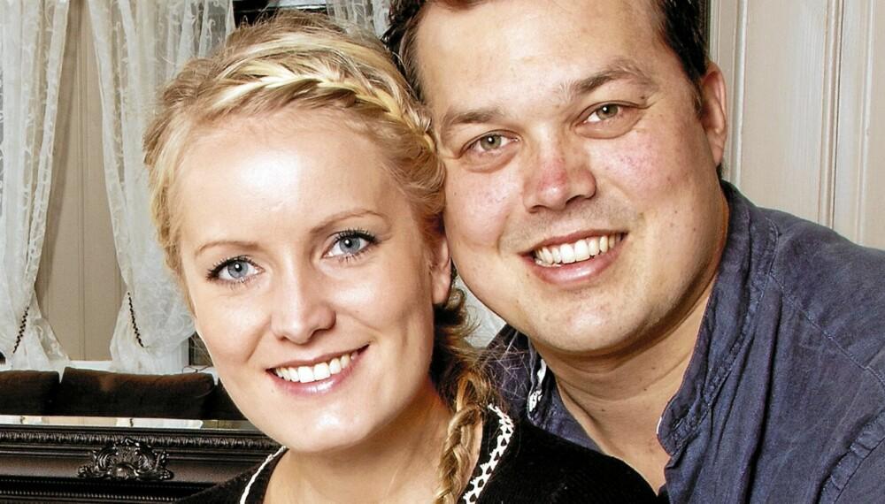KORPSFLØRT: Ole-Henrik Pettersen var så betatt av Maria Mohn at han byttet til hennes korps da begge var ungdommer.