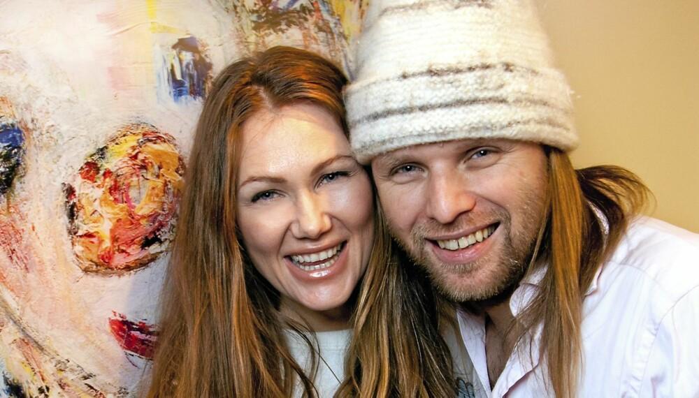 BRYLLUPSPLANER: Marianne Aulie og Aune Sand gifte seg, forteller de.