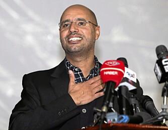 Saif tror han er et blendende politisk talent. Så feil kan man ta.