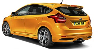 COOL: Ford Focus ST