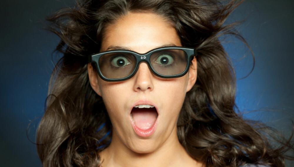 3D: Ny teknologi sørger for spennende TV-opplevelser. Men er det farlig?