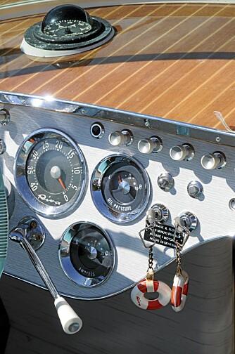 REDER: Båten har vært i norsk eie helt siden den ble kjøpt ny av skipsreder Sigvald Bergesen d.y. i 1961.
