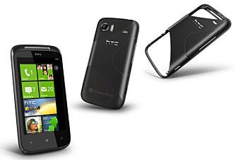 MUSIKKMOBIL: HTC 7 Mozart er en musikkmobil med Dolby-programvare for lydforbedring.