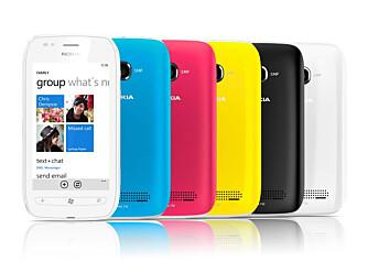 BILLIG: Lumia 710 er den billige Windows-telefonen fra Nokia.