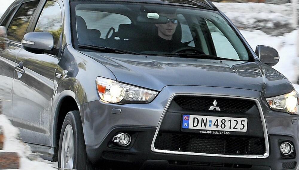 4x4: Her går vi gjennom 4x4.-systemet på de mest populære SUV-ene i Norge.