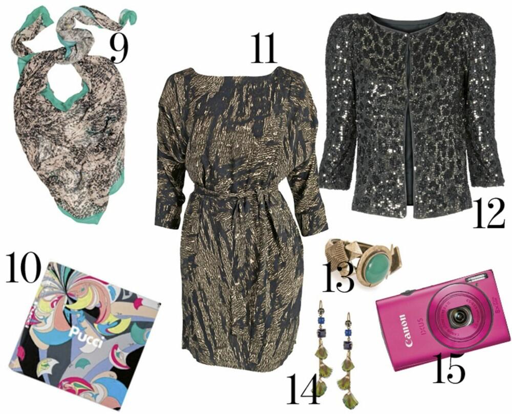 TIPS: Enhver fashionista vil bli glad for å finne en av disse syv julegavene under treet i år.