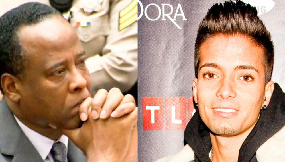 FENGSELSLEGE: Conrad Murray burde sittet inne resten av livet, mener Michael Jacksons venn, Omer Bhatti.