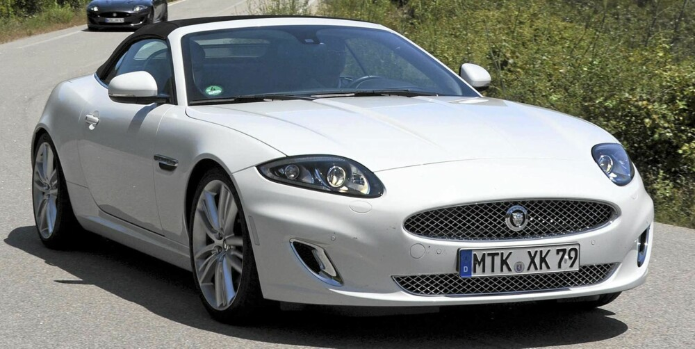 BRUM-BRUM: Jaguar XK Coupe