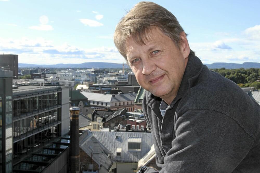 Tom Bakkeli har mange gode kilder i Forsvaret etter mange år som journalist.