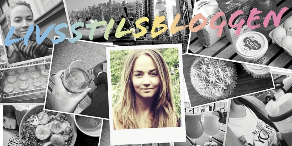 Redigerer Charlotte blogger om sin hverdag i redaksjonen