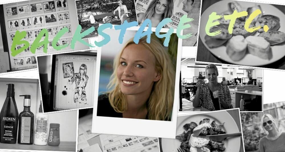 Reporter Karine Thyness blogger om små og store hverdagsøyeblikk