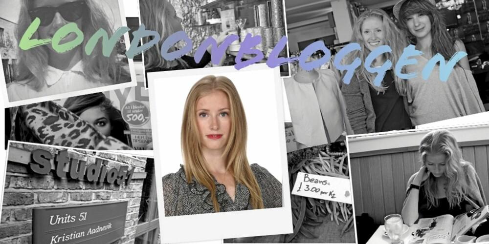 Det Nyes faste spaltist, Iselin deler spennende erfaringer fra internshipet i London