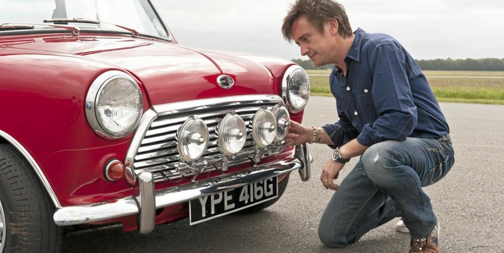 FAKTA: En av de mest elskede bilene gjennom tidene.
