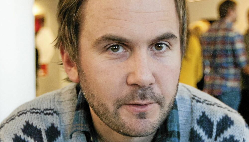 TRAVEL PAPPA:  ¿ Det er ingen ferie å ha pappaperm. Det er mye mer krevende enn å lage «Nissene over skog og hei», sier Kristian Ødegård.