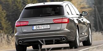 SPARKER: I kombinasjon med 7-trinns S Tronic girkasse er den 245 hk sterke bilen utrolig rask.