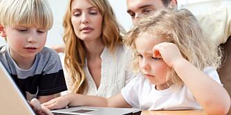 VIKTIGE FERDIGHETER: Foreldre & Barn 3til7 hjelper barnet ditt å lære viktige ferdigheter.