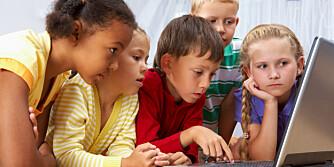 FLERE BARN: Har du flere barn kan du registrere inntil tre barn på samme abonnement.