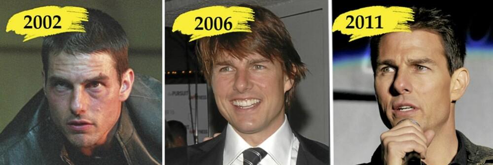 GRAND MAN: De siste 15 årene har Tom Cruise blitt noe av en «grand old man» innenfor actionsjangeren. Men han ser fortsatt ikke mye «old» ut.