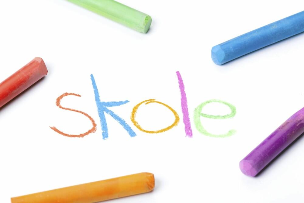 Skriv til meg! Illustrasjon: Colourbox.no