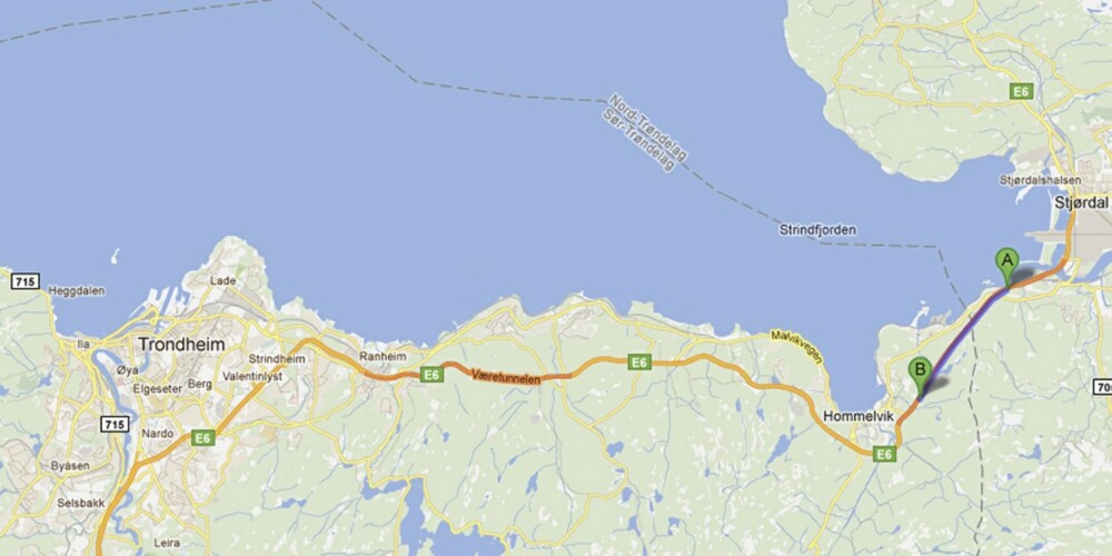 E6 Helltunnelen i Sør-Trøndelag