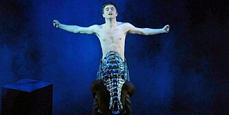 Daniel Radcliffe er ikke redd for å få ereksjon på scenen - tvert imot.