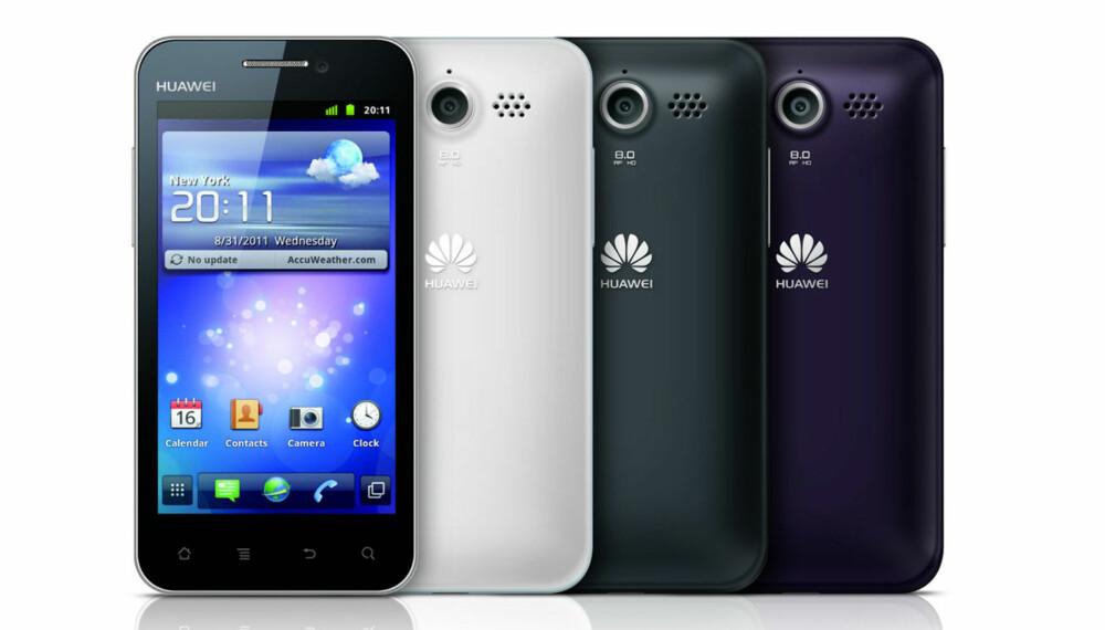 MYE FOR PENGENE: Huawei Honor gir deg mye bra mobil for lite penger.