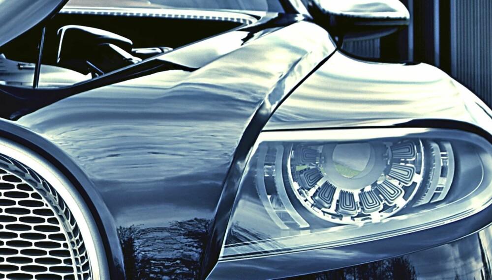 LITT DYR: Med norske skatter og avgifter vil Bugatti Galibier sannsynligvis koste 15-20 millioner kroner.
