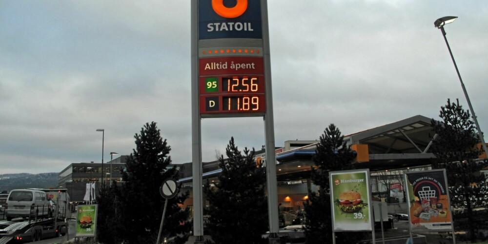 INTET PROBLEM? Oljeleverandørene hevder at de bare i sjeldne tilfeller er leverandører også av dieseldyr. Foto: Geir Svardal