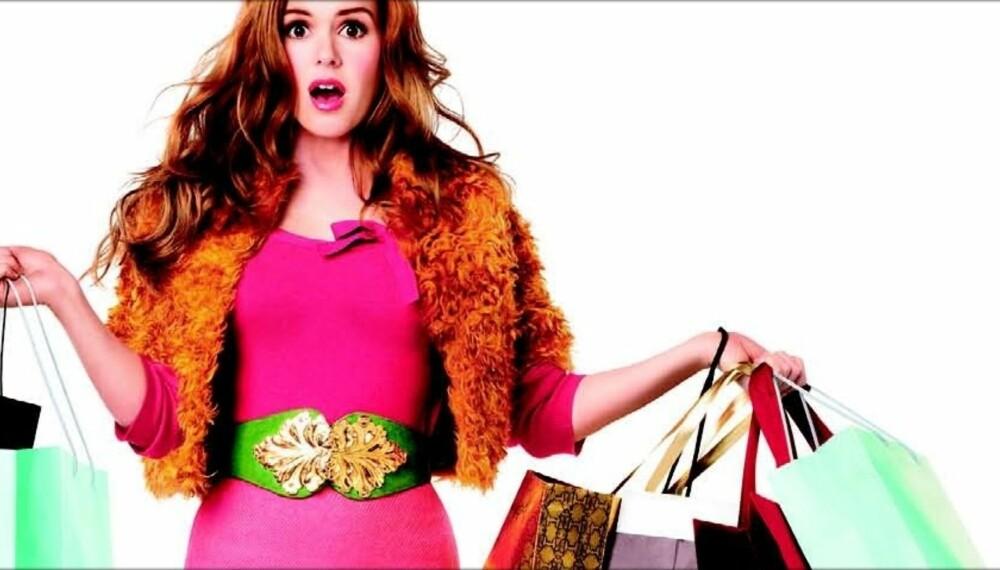 SHOPPING: Shopping er beinhardt arbeid. Men med litt forberedelser, så blir det mye bedre!