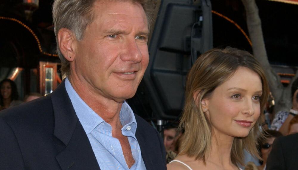 Harrison Ford og Calista Flockhart